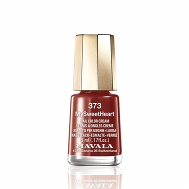 Mavala Mini Color 373 My Sweetheart 5ml Oje Pembe